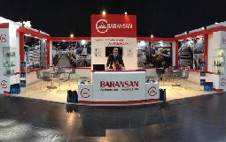Baransan: Turkish companies made a show of strength