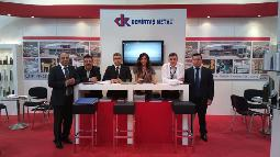 Demirtaş Metal: The number of visitors has  not satisfied us